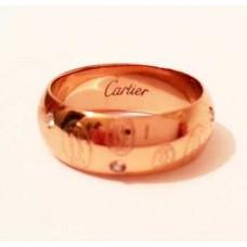 Кольцо CARTIER 017