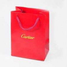 Фирменный пакет Cartier