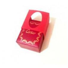 Фирменная упаковка для кольца Cartier 002