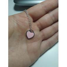 "Подвеска Tiffany & Co ""Любящее сердце"" ПТ64"