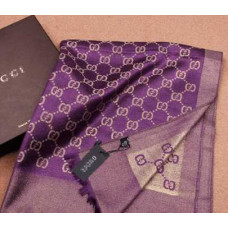 Шарф женский Gucci ШГ006. Размер 175х230 см.