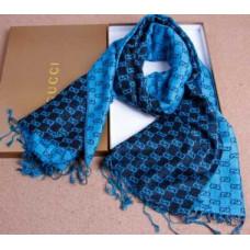 Женский шарф Gucci ШГ009. Размер 175х70 см.