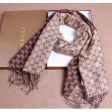 Женский шарф Gucci ШГ010. Размер 175х70 см.