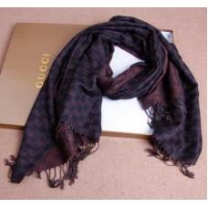 Женский шарф Gucci ШГ011. Размер 175х70 см.