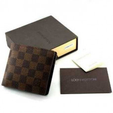 Портмоне Louis Vuitton Multiple Wallet Damier КЛ004