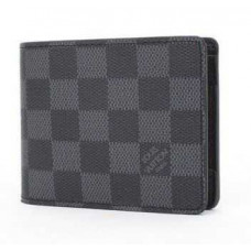 Портмоне Louis Vuitton Multiple Damier Graphite КЛ005