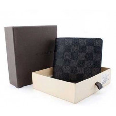 Портмоне Louis Vuitton Multiple Damier Graphite КЛ008