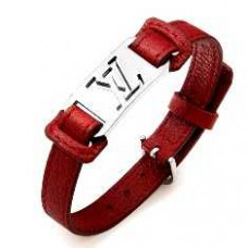 Кожаный браслет LOUIS VUITTON 0114