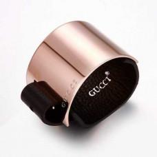 Кожаный браслет Gucci 0131