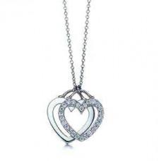 "Подвеска Tiffany & Co ""Сияющее сердце"" ПT040"