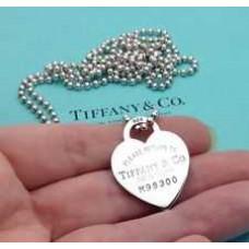 "Подвеска Tiffany & Co ""Жетон Тиффани"" ПТ70"