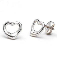 """Серьги Tiffany & Co """"Маленькие сердечки"""" СT021"""