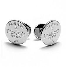 Запонки Tiffany & Co ЗП007